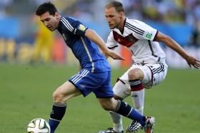 Vstupenky Na Německo - Argentina