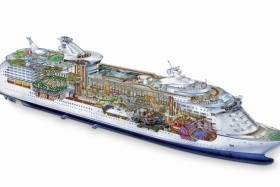 Čína, Vietnam, Singapur Na Lodi Voyager Of The Seas - 393884316P