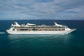 Usa, Barbados, Grenada, Dominika, Svatý Martin Ze San Juan Na Lodi Vision Of The Seas - 393881092P
