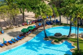 Garden Sea View Resort, Bangkok Palace Hotel, Bangkok
