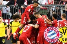 Nemecký Superpohár 2019: Borussia Dortmund - Bayern Mníchov