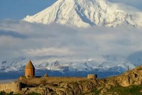 Za krásami Kaukazu (Azerbajdžan - Gruzínsko - Arménsko)