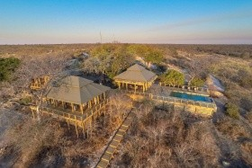 Simbavati Hilltop Lodge, Timbavati Game Reserve, Machangulo Beach Lodge, Mosambik-Machangulo Peninsula