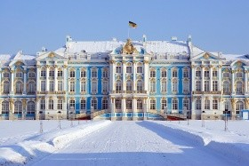 To nejlepší ze zimního Petrohradu + JANTAROVÁ KOMNATA + MOSKVA (letecky z Prahy)