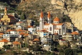 Libanonská pohlednice - letecké víkendy