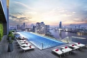 Avani+Riverside Bangkok Hotel