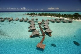 Intercontinental Le Moana, Bora Bora
