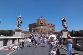 Za poznaním Barcelony a Ríma