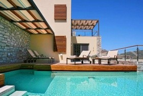 Lindos Blu Luxury Hotel & Suites (Jen Pro Dospělé)