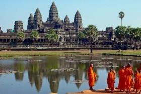 KAMBODŽA (Angkor)-THAJSKO (Bangkok,Koh Chang)-pobytově poznávací zájezd 2021!
