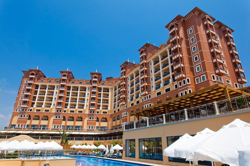 562292ff8a1d Hotel Villa Side Residence