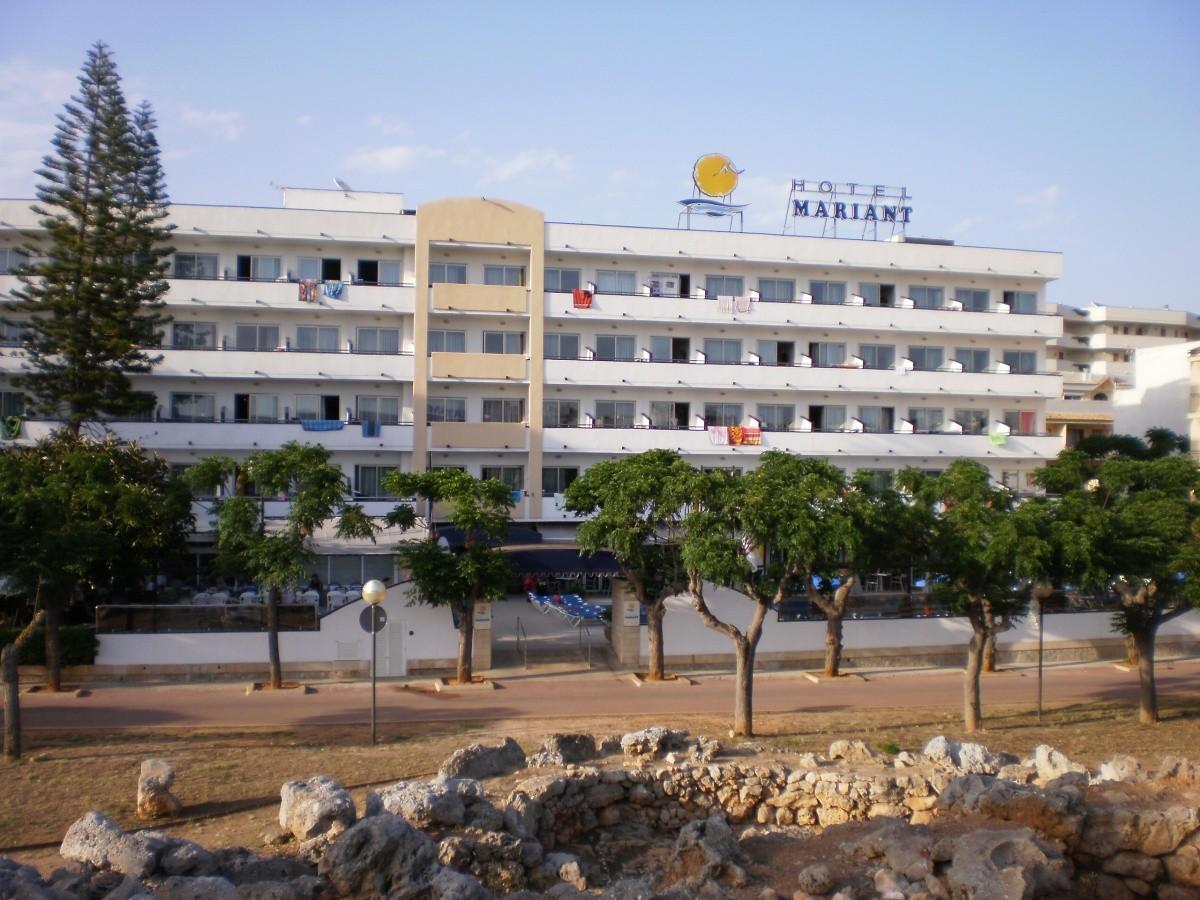 Mallorca S Illot Hotel Mariant