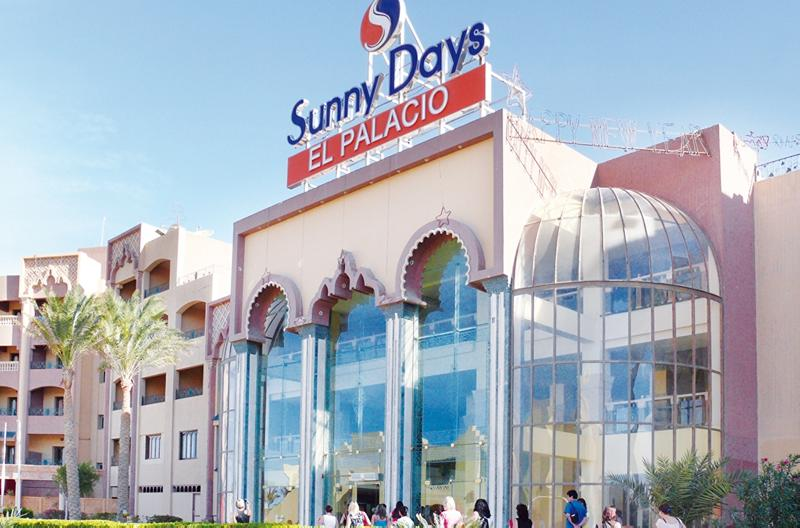d388e942f9 Hotel Sunny Days El Palacio Resort