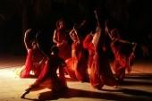 přestavení místních tanců