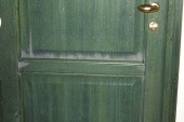 Promrzlé dveře