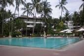Hotel + menší bazén