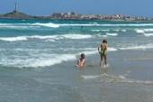 Vlny Středozemního moře