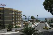 pohled na hotel Veryl Playa