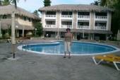 hotel s bazénom