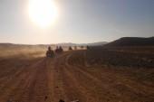 Výlet na štvorkolkách v púšti