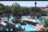Aquapark pre menšie deti