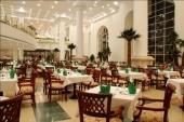 jedáleň pred večerou