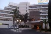 Vstup do hotela