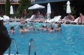 vodná gymnastika
