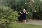 Ja v záhrade komplexu