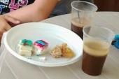 zakusky a kava
