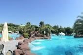 bazén pri Aquaparku