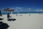 pláž hotel Solymar