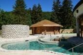Bazén 41°C a 20°C, nová ritual sauna