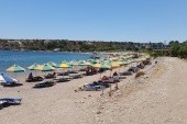 pláž Kolymbia