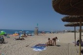 Malgrat de Mar Beach