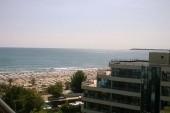 Výhled na moře hotel OREL