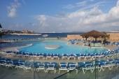 hotelová bazén