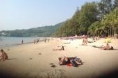 Kamala Beach pláže