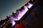 Spievajuca fontana