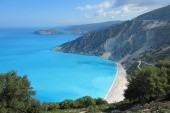 Pláž Myrthos