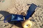 k zapůjčení na pláži