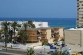 Středozemní moře - pohled z hotelu