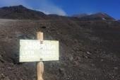 Etna konečná lanovky