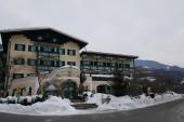 Hotel od parkoviště