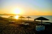 Lardos - Ráno na pláži