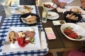 grécka večera v taverne za hotelom- v rámci all inclusive