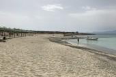 Pláž na ostrově Chrissi - celodenní výlet z hotelu