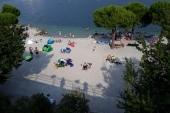 Pláž Limone sul Garda