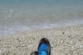 pláž Megali Petra