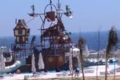 Pirátská loď pro děti